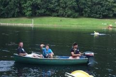 Vodní sporty - Čistá v Krkonoších