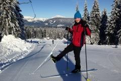 Běžecké lyžování Janské Lázně