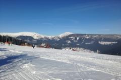 Sjezdové lyžování Pec pod Sněžkou